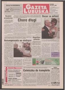 Gazeta Lubuska R. XLVIII [właśc. XLIX], nr 74 (28 marca 2000). - Wyd. A
