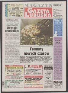 Gazeta Lubuska : magazyn R. XLVIII [właśc. XLIX], nr 84 (8/9 kwietnia 2000). - Wyd. A
