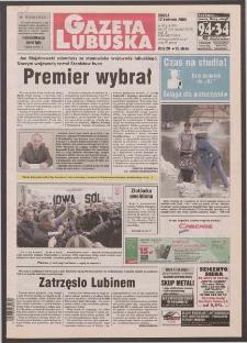 Gazeta Lubuska R. XLVIII [właśc. XLIX], nr 87 (12 kwietnia 2000). - Wyd. A
