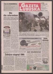 Gazeta Lubuska R. XLVIII [właśc. XLIX], nr 92 (18 kwietnia 2000). - Wyd. A