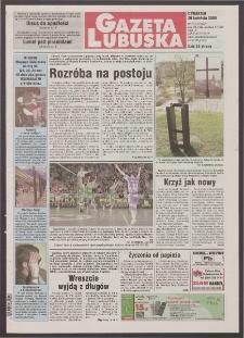 Gazeta Lubuska R. XLVIII [właśc. XLIX], nr 94 (20 kwietnia 2000). - Wyd. A