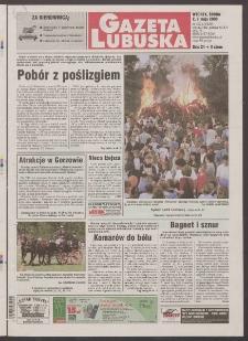 Gazeta Lubuska R. XLVIII [właśc. XLIX], nr 102 (2/3 maja 2000). - Wyd. A