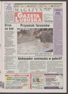 Gazeta Lubuska : magazyn R. XLVIII [właśc. XLIX], nr 105 (6/7 maja 2000). - Wyd. A