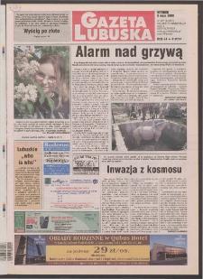 Gazeta Lubuska R. XLVIII [właśc. XLIX], nr 107 (9 maja 2000). - Wyd. A