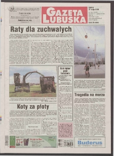 Gazeta Lubuska R. XLVIII [właśc. XLIX], nr 126 (31 maja 2000). - Wyd. A