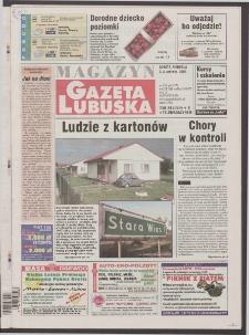 Gazeta Lubuska : magazyn R. XLVIII [właśc. XLIX], nr 129 (3/4 czerwca 2000). - Wyd. A