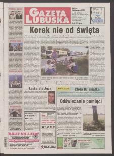 Gazeta Lubuska R. XLVIII [właśc. XLIX], nr 138 (14 czerwca 2000). - Wyd. A