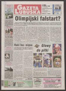 Gazeta Lubuska R. XLVIII [właśc. XLIX], nr 143 (20 czerwca 2000). - Wyd. A