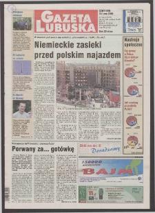 Gazeta Lubuska R. XLVIII [właśc. XLIX], nr 162 (13 lipca 2000). - Wyd. A