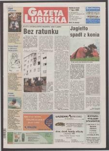 Gazeta Lubuska R. XLVIII [właśc. XLIX], nr 165 (17 lipca 2000). - Wyd. A