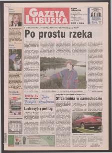Gazeta Lubuska R. XLVIII [właśc. XLIX], nr 166 (18 lipca 2000). - Wyd. A