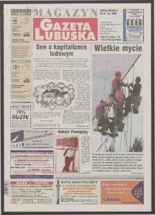 Gazeta Lubuska : magazyn R. XLVIII [właśc. XLIX], nr 170 (22/23 lipca 2000). - Wyd. A