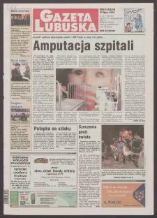 Gazeta Lubuska R. XLVIII [właśc. XLIX], nr 171 (24 lipca 2000). - Wyd. A