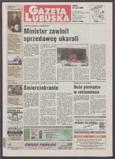 Gazeta Lubuska R. XLVIII [właśc. XLIX], nr 175 (28 lipca 2000). - Wyd. A