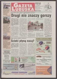 Gazeta Lubuska R. XLVIII [właśc. XLIX], nr 177 (31 lipca 2000). - Wyd. A