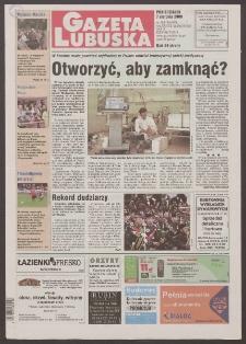 Gazeta Lubuska R. XLVIII [właśc. XLIX], nr 183 (7 sierpnia 2000). - Wyd. A