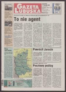 Gazeta Lubuska R. XLVIII [właśc. XLIX], nr 186 (10 sierpnia 2000). - Wyd. A