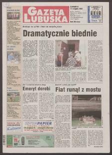 Gazeta Lubuska R. XLVIII [właśc. XLIX], nr 191 (17 sierpnia 2000). - Wyd. A