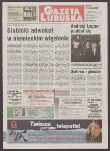 Gazeta Lubuska R. XLVIII [właśc. XLIX], nr 198 (25 sierpnia 2000). - Wyd. A