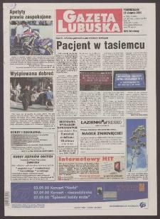Gazeta Lubuska R. XLVIII [właśc. XLIX], nr 200 (28 sierpnia 2000). - Wyd. A