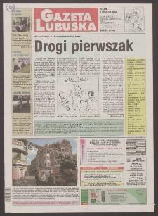 Gazeta Lubuska R. XLIX, nr 204 (1 września 2000). - Wyd. A