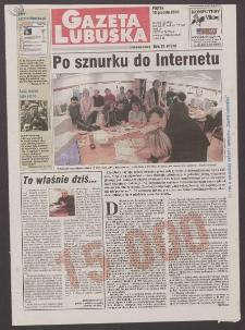 Gazeta Lubuska : Zielona Góra R. XLIX, nr 292 (15 grudnia 2000). - Wyd. A