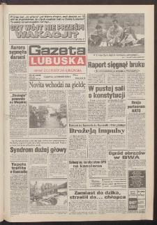 Gazeta Lubuska : dawniej Zielonogórska-Gorzowska R. XLII [właśc. XLIII], nr 145 (23 czerwca 1994). - Wyd. 1