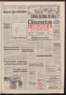 Gazeta Lubuska : dawniej Zielonogórska-Gorzowska R. XLII [właśc. XLIII], nr 188 (12 sierpnia 1994). - Wyd. 1