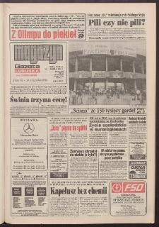 Gazeta Lubuska : magazyn : dawniej Zielonogórska-Gorzowska R. XLII [właśc. XLIII], nr 212 (10/11 września 1994). - Wyd. 1
