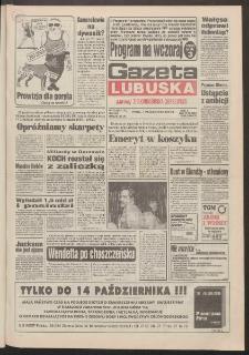 Gazeta Lubuska : dawniej Zielonogórska-Gorzowska R. XLII [właśc. XLIII], nr 235 (7 października 1994). - Wyd. 1