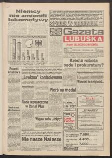 Gazeta Lubuska : dawniej Zielonogórska-Gorzowska R. XLII [właśc. XLIII], nr 243 (17 października 1994). - Wyd. 1