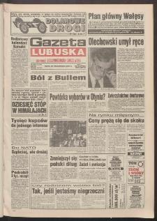 Gazeta Lubuska : dawniej Zielonogórska-Gorzowska R. XLII [właśc. XLIII], nr 253 (28 października 1994). - Wyd. 1