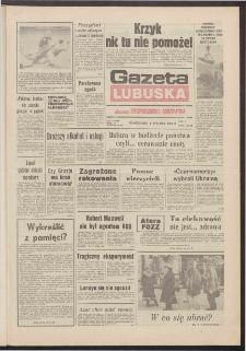 Gazeta Lubuska : dawniej Zielonogórska-Gorzowska R. XL [właśc. XLI], nr 4 (6 stycznia 1992). - Wyd. 1