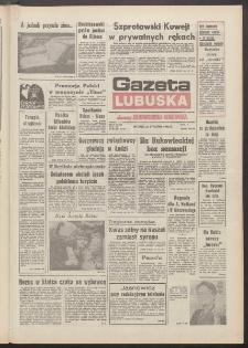 Gazeta Lubuska : dawniej Zielonogórska-Gorzowska R. XL [właśc. XLI], nr 17 (21 stycznia 1992). - Wyd. 1