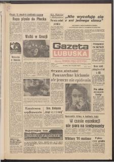 Gazeta Lubuska : dawniej Zielonogórska-Gorzowska R. XL [właśc. XLI], nr 23 (28 stycznia 1992). - Wyd. 1