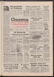 Gazeta Lubuska : dawniej Zielonogórska-Gorzowska R. XL [właśc. XLI], nr 29 (4 lutego 1992). - Wyd. 1