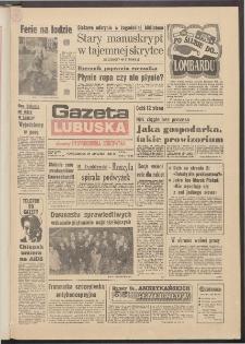Gazeta Lubuska : dawniej Zielonogórska-Gorzowska R. XL [właśc. XLI], nr 22 (27 stycznia 1992). - Wyd. 1