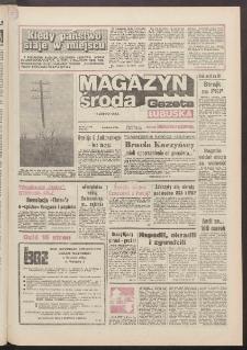 Gazeta Lubuska : magazyn środa : dawniej Zielonogórska-Gorzowska R. XL [właśc. XLI], nr 42 (19 lutego 1992). - Wyd. 1