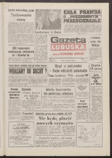 Gazeta Lubuska : dawniej Zielonogórska-Gorzowska R. XL [właśc. XLI], nr 56 (6 marca 1992). - Wyd. 1