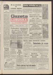 Gazeta Lubuska : dawniej Zielonogórska-Gorzowska R. XL [właśc. XLI], nr 59 (10 marca 1992). - Wyd. 1