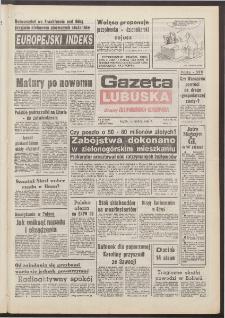 Gazeta Lubuska : dawniej Zielonogórska-Gorzowska R. XL [właśc. XLI], nr 62 (13 marca 1992). - Wyd. 1