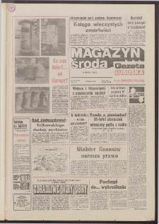 Gazeta Lubuska : magazyn środa : dawniej Zielonogórska-Gorzowska R. XL [właśc. XLI], nr 66 (18 marca 1992). - Wyd. 1