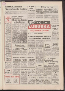 Gazeta Lubuska : weekend : dawniej Zielonogórska-Gorzowska R. XL [właśc. XLI], nr 96 (24 kwietnia 1992). - Wyd. 1