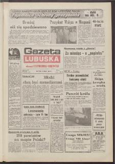 Gazeta Lubuska : dawniej Zielonogórska-Gorzowska R. XL [właśc. XLI], nr 104 (5 maja 1992). - Wyd. 1