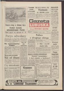 Gazeta Lubuska : dawniej Zielonogórska-Gorzowska R. XL [właśc. XLI], nr 121 (25 maja 1992). - Wyd. 1