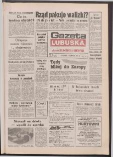 Gazeta Lubuska : dawniej Zielonogórska-Gorzowska R. XL [właśc. XLI], nr 130 (4 czerwca 1992). - Wyd. 1