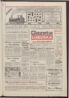 Gazeta Lubuska : dawniej Zielonogórska-Gorzowska R. XL [właśc. XLI], nr 127 (1 czerwca 1992). - Wyd. 1