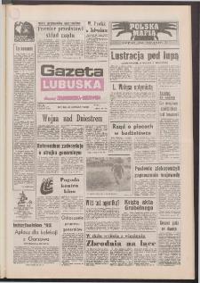 Gazeta Lubuska : dawniej Zielonogórska-Gorzowska R. XL [właśc. XLI], nr 145 (23 czerwca 1992). - Wyd. 1