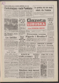 Gazeta Lubuska : dawniej Zielonogórska-Gorzowska R. XL [właśc. XLI], nr 153 (2 lipca 1992). - Wyd. 1