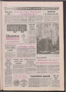 Gazeta Lubuska : magazyn : dawniej Zielonogórska-Gorzowska R. XL [właśc. XLI], nr 132 (6/7 czerwca 1992). - Wyd. 1